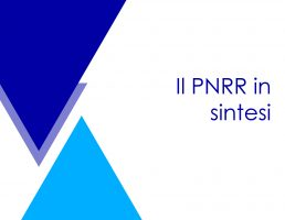 Il PNRR sotto l'ombrellone